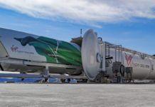 L'Arabia Saudita congela l'accordo per la costruzione del primo Virgin Hyperloop One