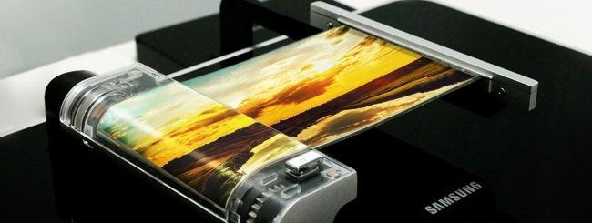 notebook Samsung pieghevole