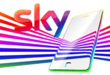 offerta Sky mobile
