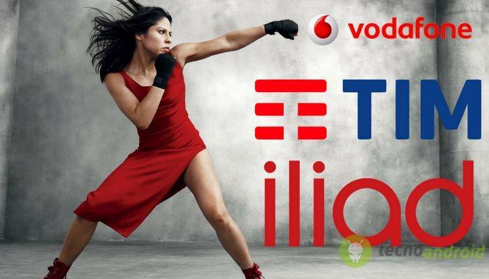 Passa a Vodafone: le due 'offertone' per tenere testa a TIM