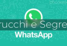 whatsapp trucchi segreti