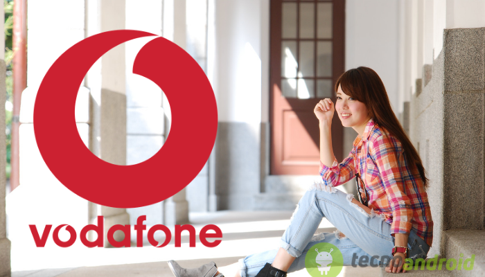 Vodafone offers the SIM card with the special offers