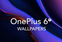 OnePlus 6T, i wallpaper ufficiali