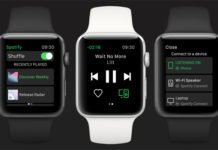 Spotify arriva su Apple Watch