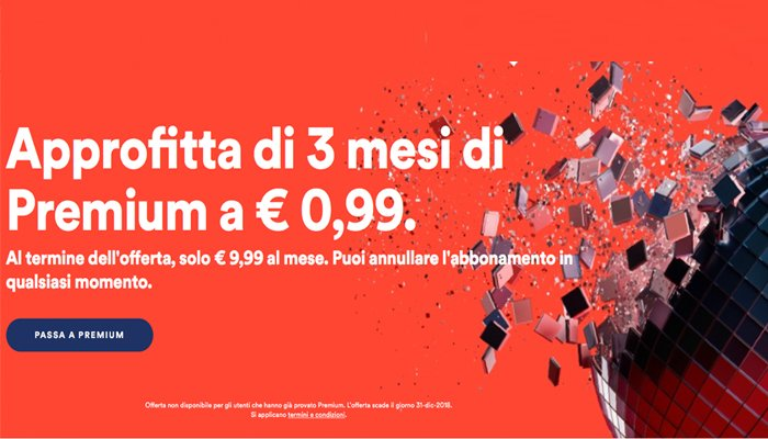 Amazon Music Unlimited torna in promozione, tre mesi a 99 centesimi