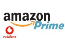 Amazon Prime Vodafone