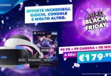 Black Friday PlayStation tra tante offerte, giochi, console e molto altro