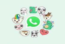 sticker personalizzati Whatsapp