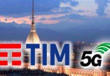 TIM 5G Torino
