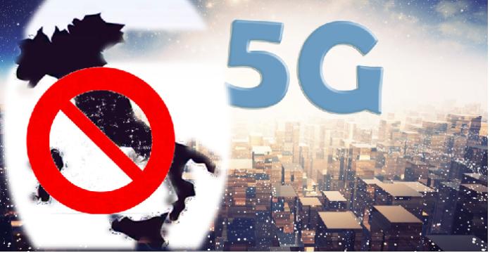 5G di Tim, Tre e Vodafone a rischio: potrebbe esserne vietata l'installazione