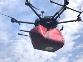 ABzero AVIS Roma droni consegna organi e sangue