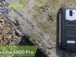 Blackview 6800 Pro Copertina