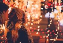 JAUMO, l'app con la quale il bacio a Natale e Capodanno è garantito