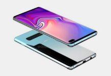 display Galaxy S10 Plus