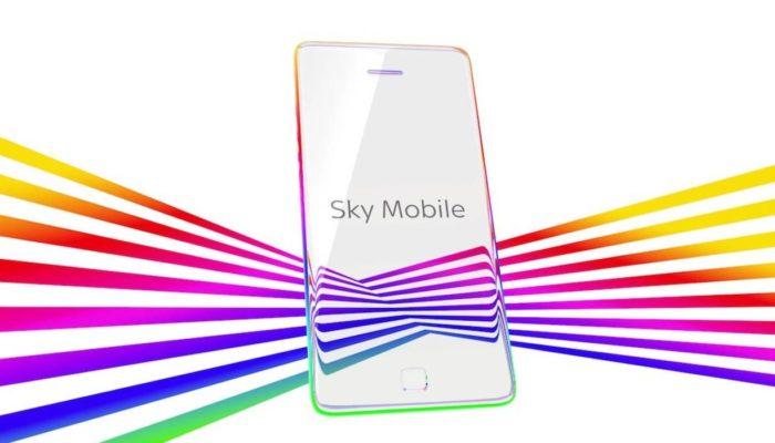 offerte Sky Mobile 4G