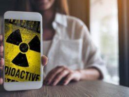 radiazioni smartphone 5G