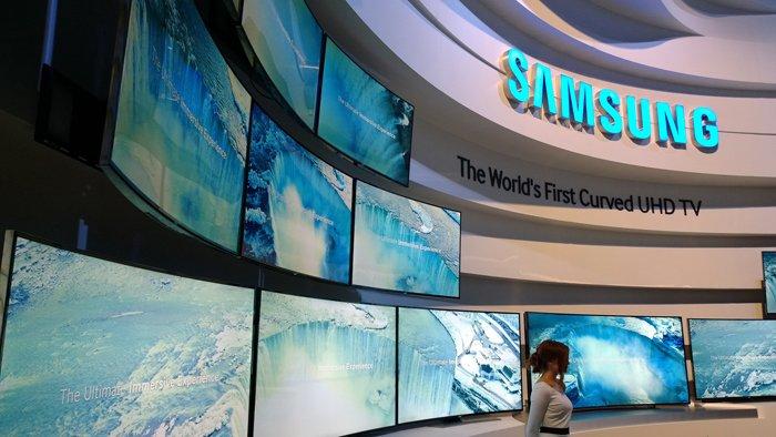 Samsung al CES 2019