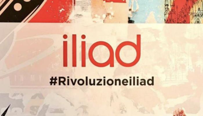 Iliad colpisce TIM e Vodafone: promo da 50GB e nuovo servizio per il problema rete