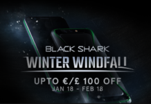 Xiaomi Black Shark Winter Windfall