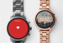 google fossil android wear smartwatch