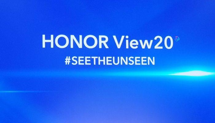 Honor View 20: la scheda tecnica e le nostre foto in anteprima del nuovo flagship killer