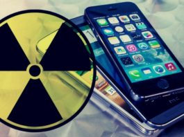 radiazioni emesse dagli smartphone