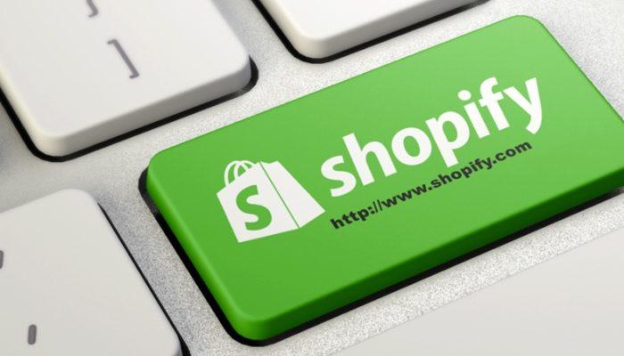 Shopify QR code