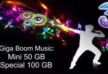 3 italia giga boom music mini e special