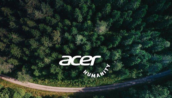 Acer HUMANITY per salvare il mondo