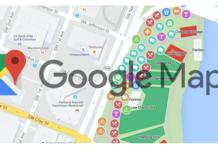 Google Maps nuovo aggiornamento