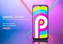 OUKITEL C15 Pro