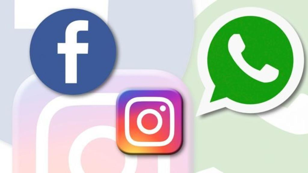 Risultati immagini per facebook instagram whatsapp