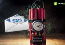 messaggi SMS che si autodistruggono