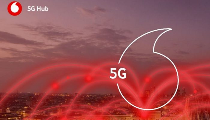 Vodafone sperimenta 5 nuovi progetti inediti per il 5G a Milano