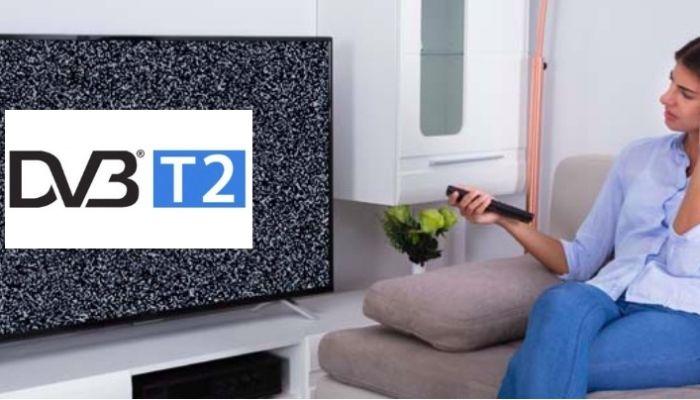 DVB T2 decoder