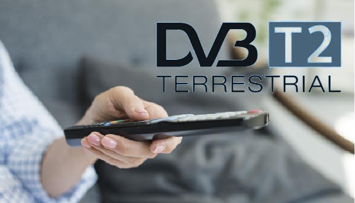 dvbt2 decoder