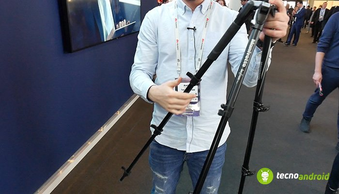 Manfrotto Befree Live QPL