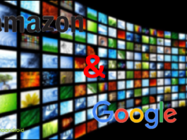 Amazon Prime video app Google Chromecast