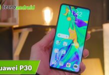 huawei P30 recensione