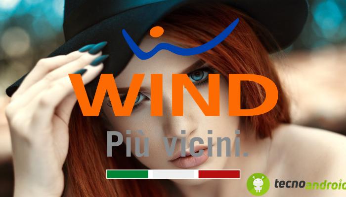 Wind, ecco le nuove offerte disponibili da lunedì