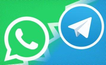 whatsapp telegram crittografia end-to-end