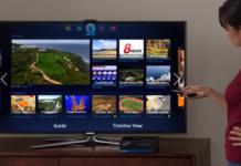 Samsung TV gratis