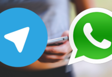 whatsapp e telegram senza numero