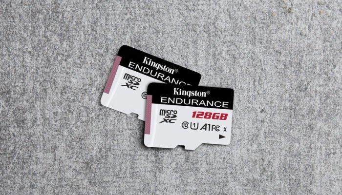 Kingston presenta la nuova scheda microSD