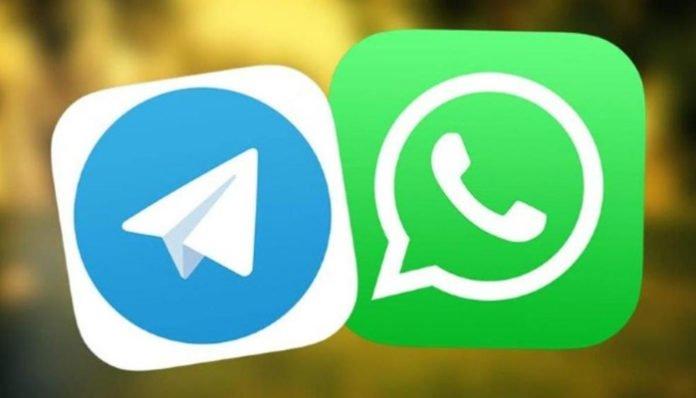 Whatsapp Telegram senza numero