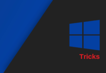trucchi Windows 10