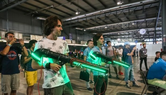 Campus Party, l'Area Experience sarà un grande parco divertimenti