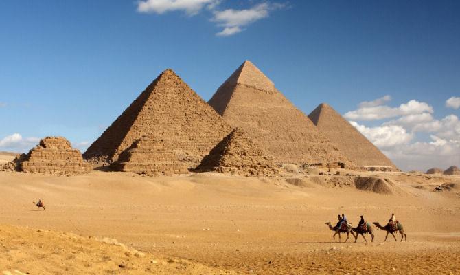 piramide di giza