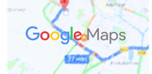Google Maps aggiornamento Luglio