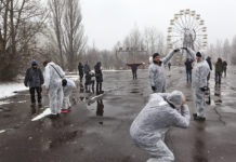 chernobyl turismo estremo